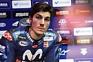 Terlihat sedih, Rossi sarankan Vinales turunkan ekspektasi