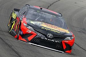 NASCAR Cup Race report Martin Truex Jr. dominates Stage 2 at Fontana