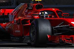 Formule 1 Réactions Räikkönen: