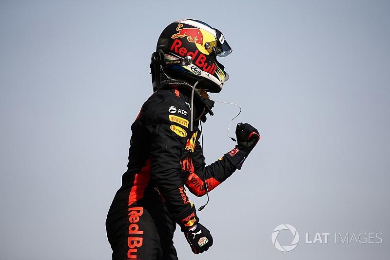 Red Bull espera que vitória convença Ricciardo a renovar