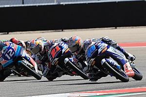 Moto3 I più cliccati Fotogallery: Jorge Martin doma gli italiani nella Moto3 ad Austin