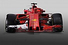 Komparasi mobil F1: Ferrari SF70H vs Ferrari SF71H