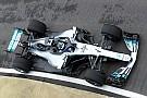 Formule 1 Les premières images de la Mercedes F1 W09