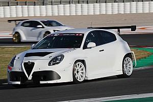 WTCR News Tourenwagen-Legende Giovanardi fährt für Alfa Romeo im WTCR