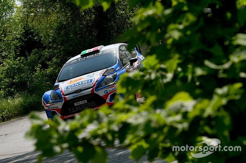 Fotogallery: il 1000 Miglia ha aperto il Campionato Italiano WRC