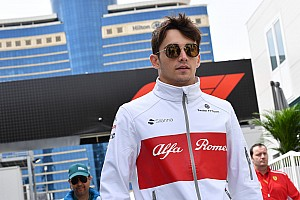 Leclerc found F1