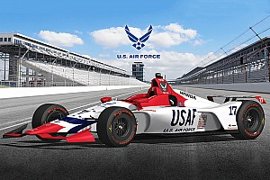 IndyCar Breaking news Daly rejoins Coyne for Indy 500 with Thom Burns Racing and USAF