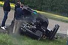Auto Nouveau crash pour la Koenigsegg Agera RS Gryphon