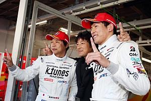 スーパーGT 速報ニュース 中山雄一、圧巻レコード。K-tunes RC F GT3に初ポールをもたらす