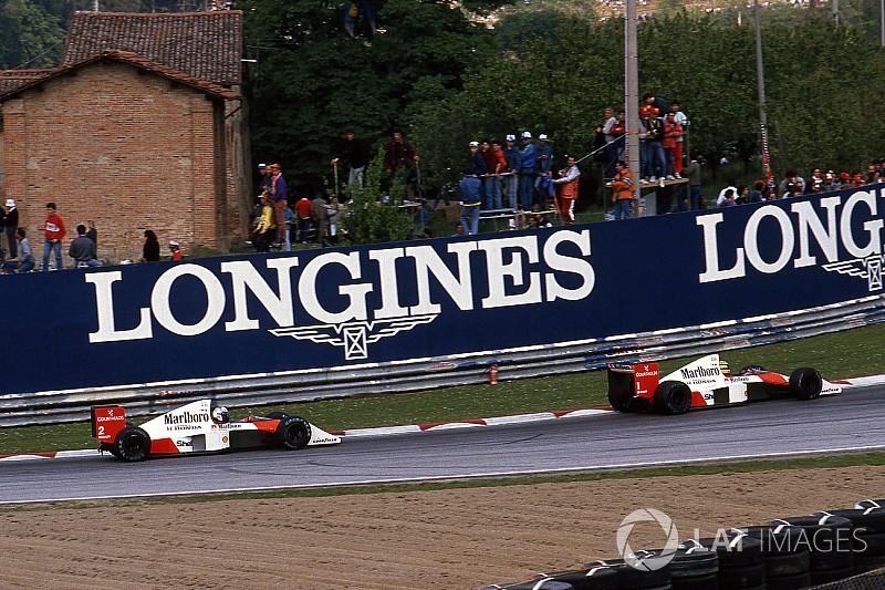 McLaren recuerda el inicio de la rivalidad Senna/Prost