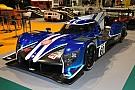 WEC Bemutatta LMP1-es versenygépét a Ginetta