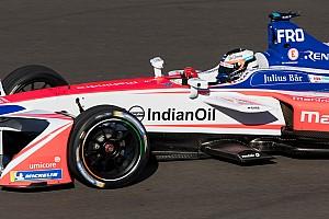 Formula E Jelentés a versenyről Formula E: Marrakeshben megvan Rosenqvist idei második győzelme is