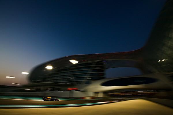FIA F2 Albon marca el mejor tiempo en el final de los test de F2