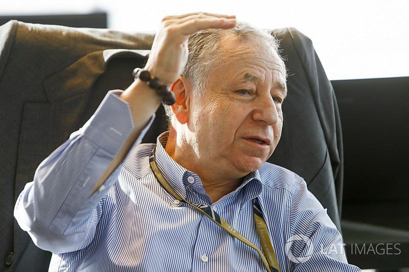 Todt re-elected FIA president for third and final term