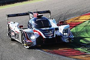 IMSA Son dakika Alonso bu kez de LMP2 aracını test etti!