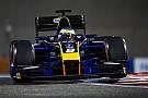 F2アブダビ決勝レース1:ローランドが逆転優勝! 松下は8位入賞