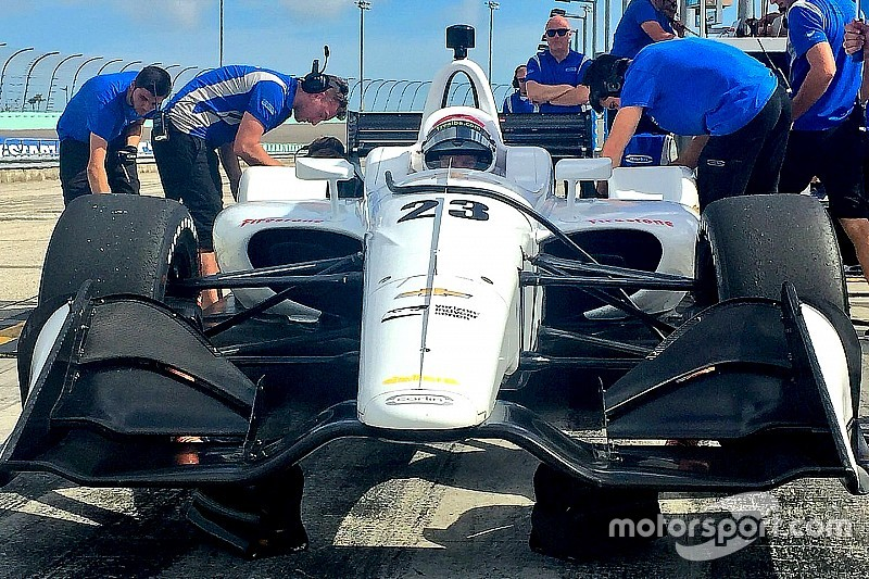 "Kimball: ""A lot of people will be impressed by Carlin in IndyCar"""