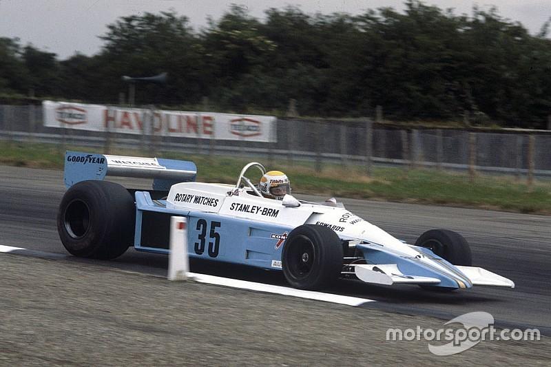 Ex-F1 driver Guy Edwards dies aged 75