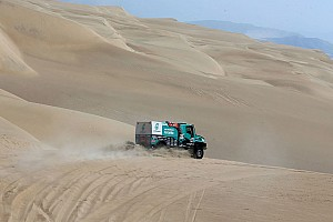 De Rooy met vier trucks naar Dakar, Van den Heuvel nieuwe aanwinst