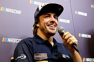 Monster Energy NASCAR Cup Nieuws Ook NASCAR staat op de verlanglijst van Alonso