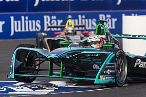 Formula E Special feature Nelson's column: Why it's working out for Jaguar in Formula E