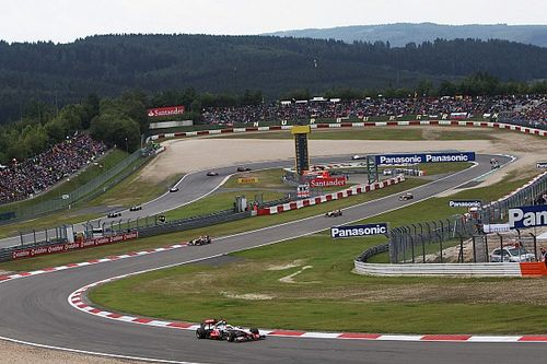 Nurburgring to sell 20,000 tickets for Eifel GP