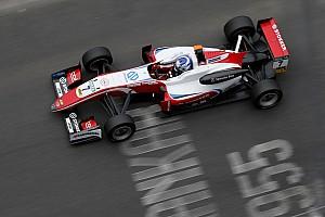 F3 Europe Race report Pau F3: Aron wins rain-shortened Grand Prix