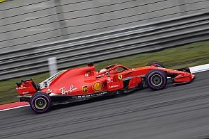 F1 练习赛报告 中国大奖赛FP3:法拉利占据前二