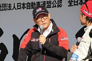 WRC 速報ニュース トヨタ社長「景気に影響されないモータースポーツ活動を根付かせる」