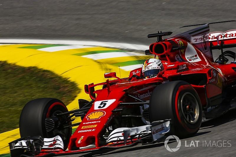 """Após vitória em Interlagos, Vettel relata """"semanas difíceis"""""""
