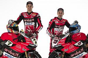 WSBK Actualités Ducati voudrait miser sur la continuité avec ses pilotes WSBK