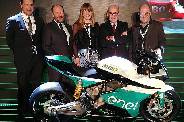 MotoGP Top List GALERI: Peluncuran FIM MotoE World Cup