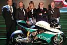 Bike Presentan MotoE el serial de motos eléctricas