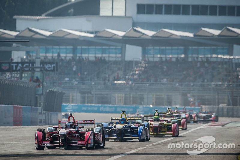 How D'Ambrosio and Dragon slayed Formula E's big boys