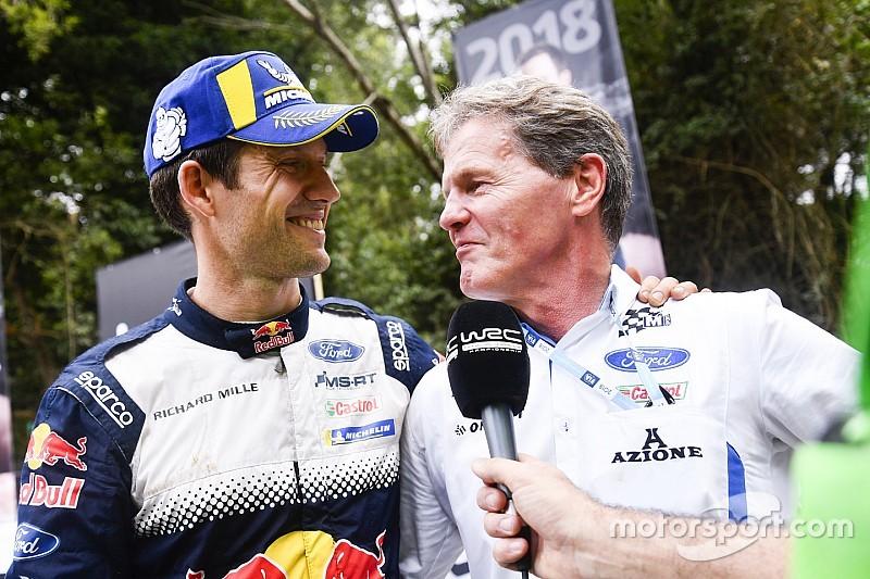 [WRC] 奥吉尔:我曾自问为何要离开M-Sport车队
