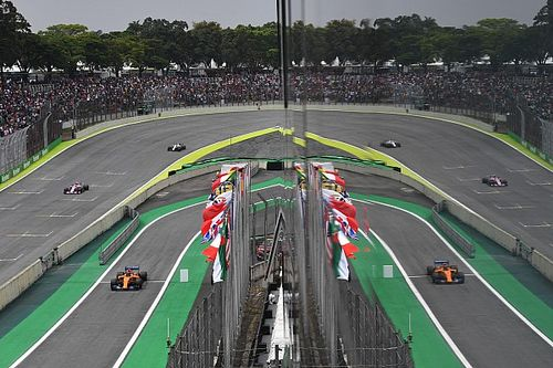 The F1 tracks that could work in reverse