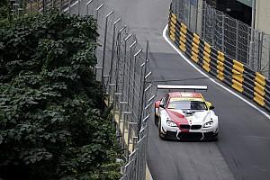 GT-Weltcup Macau 2018: Farfus gewinnt Qualifyingrennen für BMW