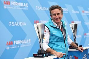 El cambio de rol de Agag, positivo para la Fórmula E