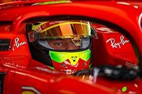 Schumacher, Ilott and Shwartzman enjoy Ferrari F1 tests