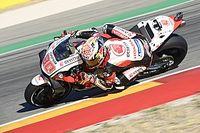 Nakagami snelste op vrijdag in Aragon, Ducati in achterhoede