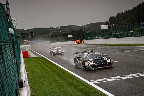 Iron Lynx claims first Ferrari Spa 24 Hours victory since 2004