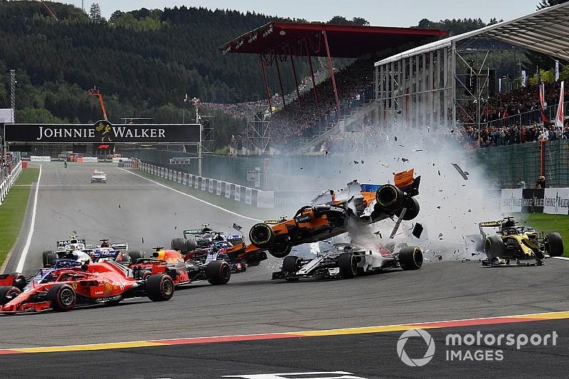 La F1 envisage un profond changement des pénalités sur la grille