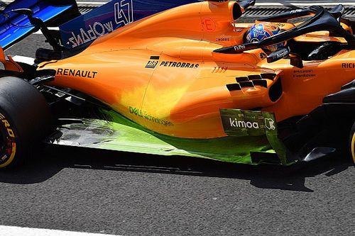 Un ingeniero de F1 explica: Así es trabajar con la pintura FloViz