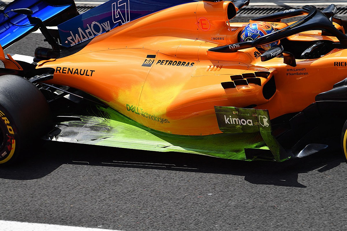 F1 tech review: How McLaren's engine switch exposed own failings