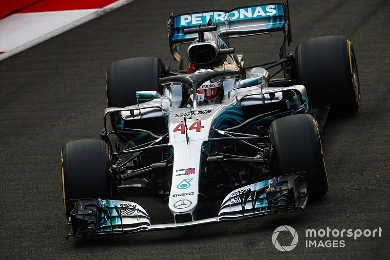 Hamilton: Büyüleyici bir pole turuydu!
