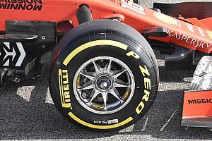 Tecnica Ferrari SF90: la pinza dei freni è più inclinata per far posto a un soffiaggio!