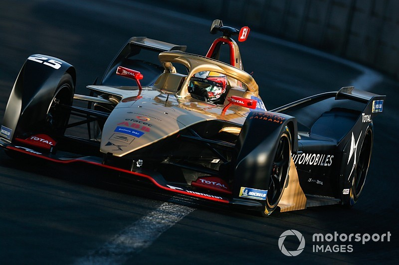 Vergne : La DS Techeetah,