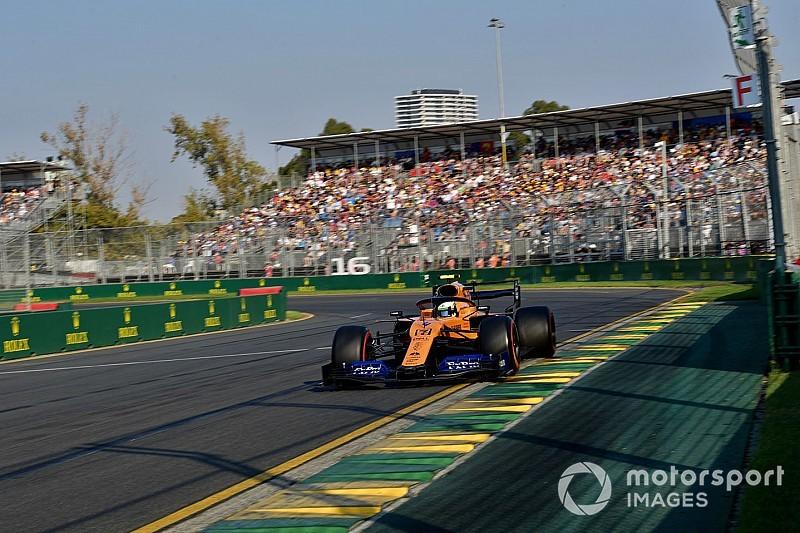 Norris y McLaren