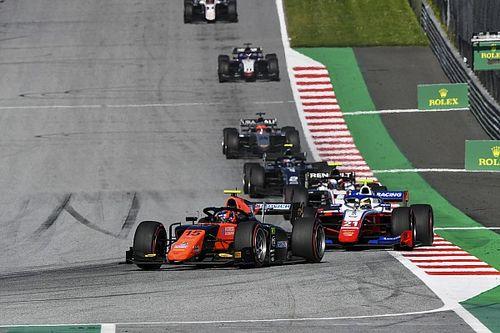 F2シュピールベルク:レース2はドルゴビッチが初優勝! 日本勢は松下が6位入賞