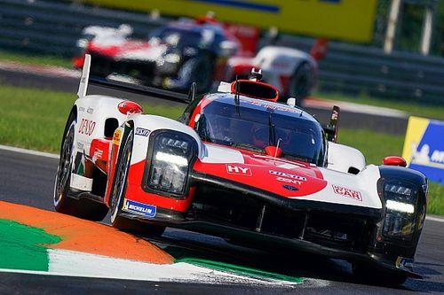 Toyota's op eerste startrij in Monza, LMP2-pole voor Frijns